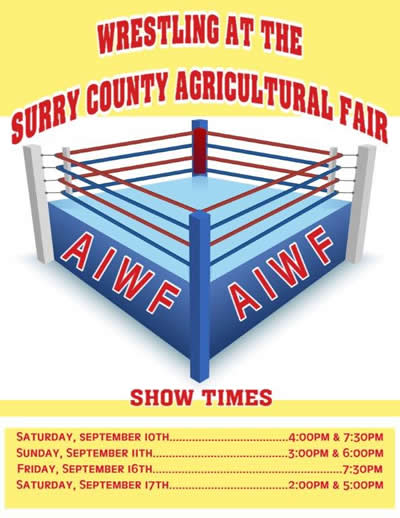 Wrestling at the Fair